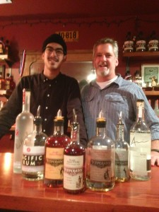 Bull Run Distillery offers an excellent spirit selection as they patiently wait for their Oregon-made whiskey to mature.