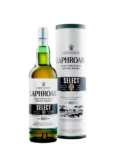 Laphroaig Select is the latest expression from the famed distillery.