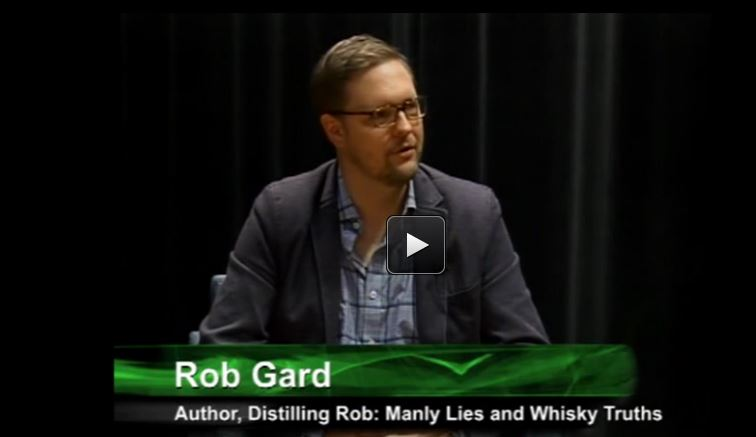 distilling rob interview