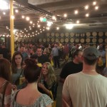 Hundreds of people attended the Stranahan's Whiskey Cask Thief 2016 event.