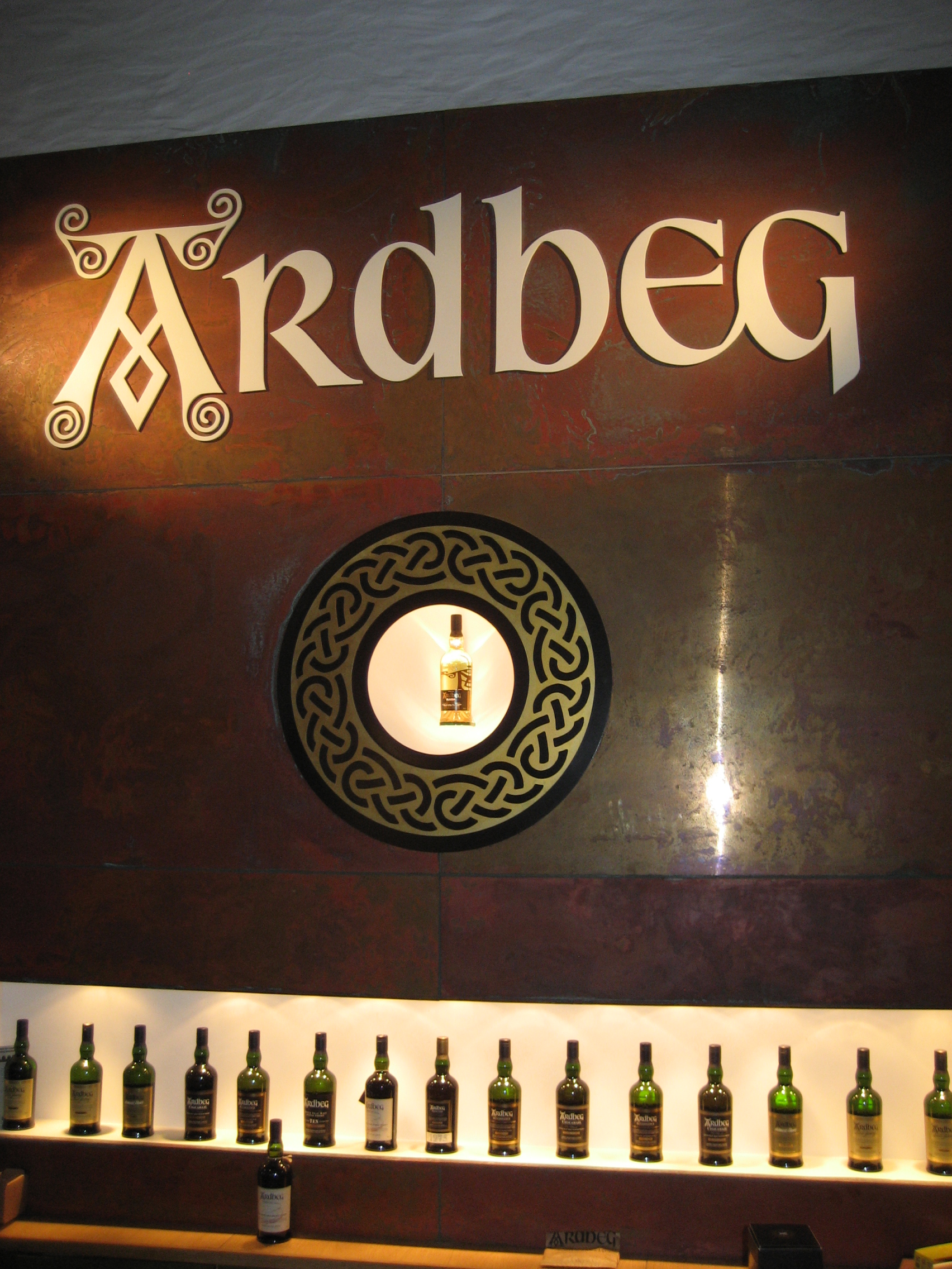 Ardbeg blends the classic with